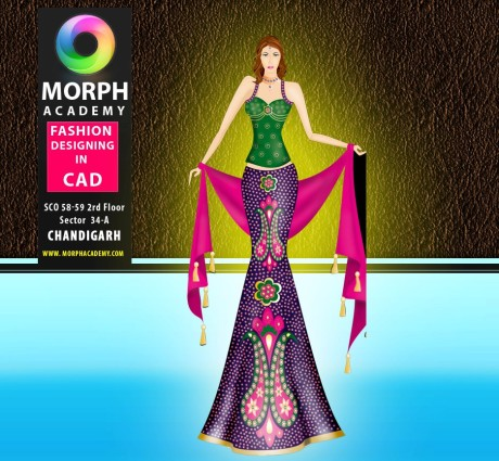 fashion CAD in chandigarh