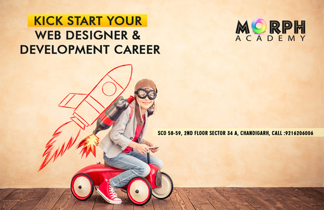 Career In Web Designing In India